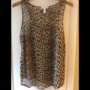 Ambiance Leopard Tank Top